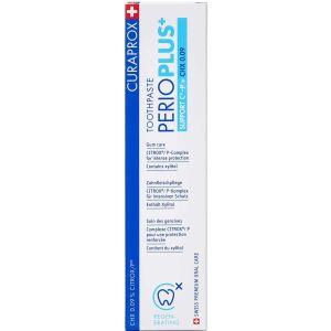Køb Curaprox Perio Plus Support CHX 0,09 tandpasta 75 ml online hos apotekeren.dk