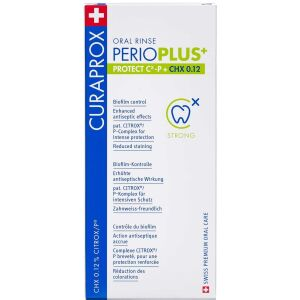 Køb Curaprox Perio Plus Protect CHX 0,12 mundskyl 200 ml online hos apotekeren.dk