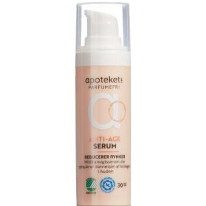 Køb Apotekets Anti-age serum 30 ml online hos apotekeren.dk