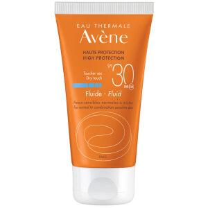 Køb Avène Sun Fluid SPF30 50 ml online hos apotekeren.dk