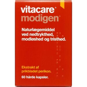 Køb Vitacare Modigen 60 stk. online hos apotekeren.dk