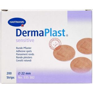 Køb DermaPlast Sensitive injektion plaster 200 stk. online hos apotekeren.dk