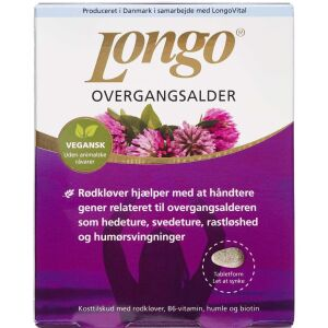 Køb Longo Overgangsalder 30 stk. online hos apotekeren.dk