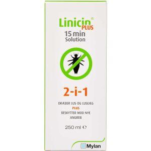 Køb LINICIN PLUS SOLUTION online hos apotekeren.dk