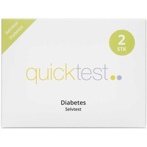 Køb Diabetes Selvtest 2 stk. online hos apotekeren.dk