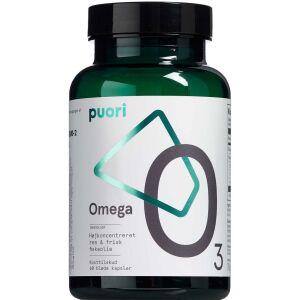 Køb Puori 03 Omega-3 60 stk. online hos apotekeren.dk