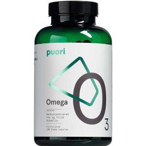Køb Puori 03 Omega-3 180 stk. online hos apotekeren.dk