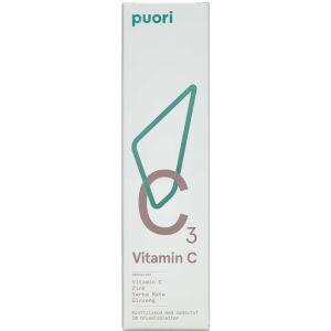 Køb Puori C3 Vitamin Brusetablet 20 stk. online hos apotekeren.dk