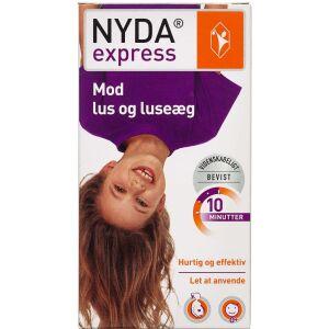 Køb NYDA Express lusemiddel 50 ml online hos apotekeren.dk