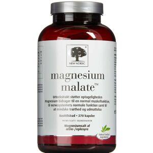 Køb Magnesium Malat 270 stk. online hos apotekeren.dk