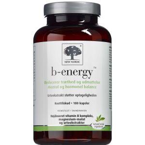 Køb B-energy 180 stk. online hos apotekeren.dk