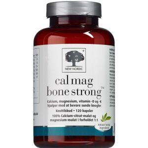 Køb Cal Mag Bone Strong 120 stk. online hos apotekeren.dk