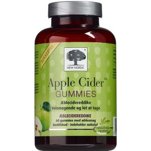 Køb Apple Cider Gummies 60 stk. online hos apotekeren.dk