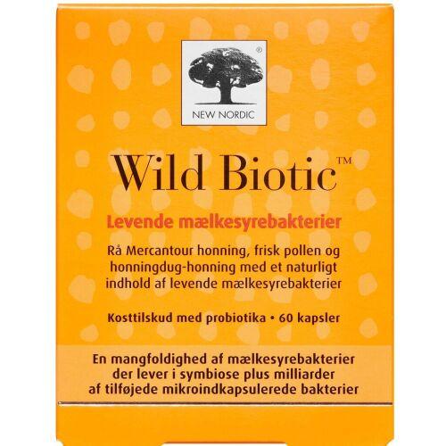Køb Wild Biotic 60 stk. online hos apotekeren.dk