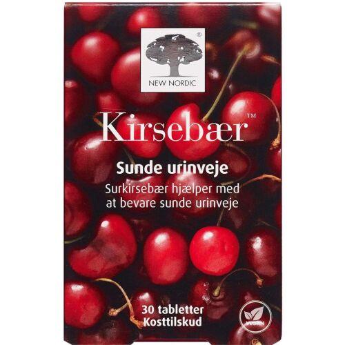Køb Kirsebær 30 stk online hos apotekeren.dk