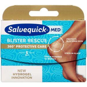 Køb Salvequick Blister Rescue 5 stk. online hos apotekeren.dk