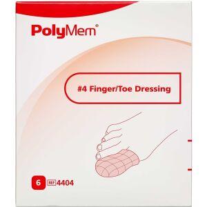 Køb PolyMem Finger/Tå bandage nr. 4 XL 6 stk. online hos apotekeren.dk