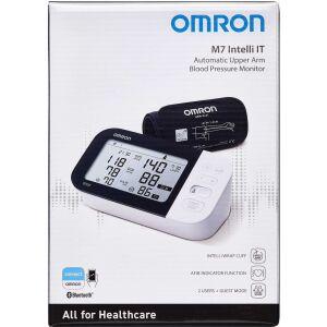 Køb Omron M7 Intelli IT Dig. Blodtryksmåler 1 stk. online hos apotekeren.dk