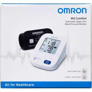 Køb Omron M3 Comfort Blodtryksmåler 1 stk. online hos apotekeren.dk