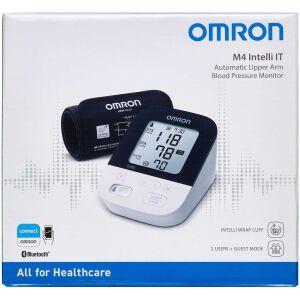 Køb Omron M4 Intelli IT Blodtryksmåler 1 stk. online hos apotekeren.dk