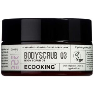 Køb Ecooking Bodyscrub 03 300 ml online hos apotekeren.dk