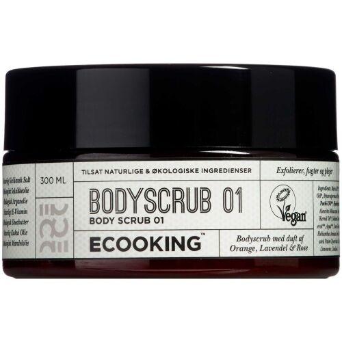 Køb Ecooking Bodyscrub 01 300 ml online hos apotekeren.dk