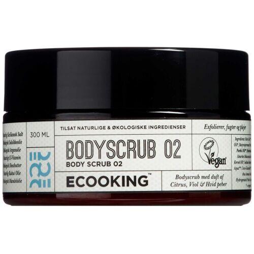 Køb Ecooking Bodyscrub 02 300 ml online hos apotekeren.dk