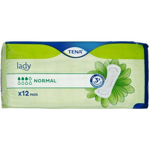Køb Tena Lady normal 12 stk. online hos apotekeren.dk