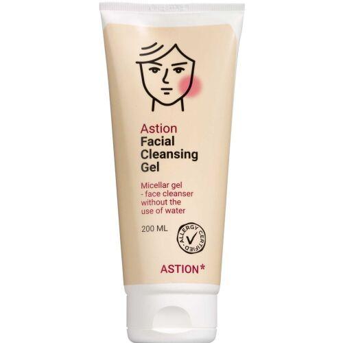 Køb Astion Face Cleansing Gel 200 ml online hos apotekeren.dk