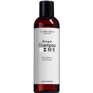 Køb Juhldal Shampoo No 9 Økologisk 200 ml online hos apotekeren.dk