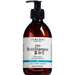 Køb Juhldal PSO Bodyshampoo No 5 300 ml online hos apotekeren.dk