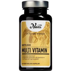 Køb Nani Multivitamin 60 stk. online hos apotekeren.dk