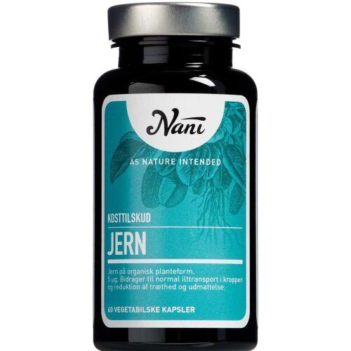 Køb Nani Jern 60 stk. online hos apotekeren.dk