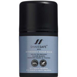 Køb Shavesafe Man Aftershave Repair Balm 50 ml online hos apotekeren.dk