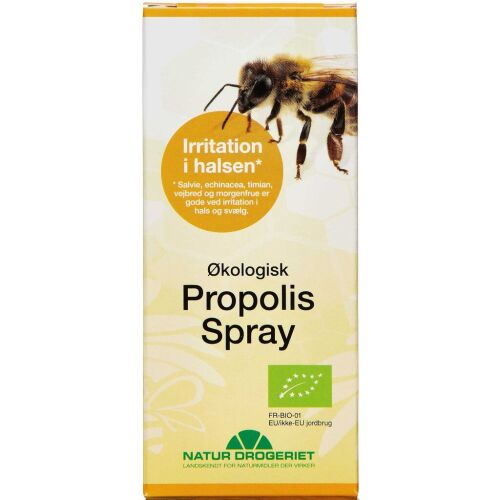 Køb Propolis spray økologisk 30 ml online hos apotekeren.dk