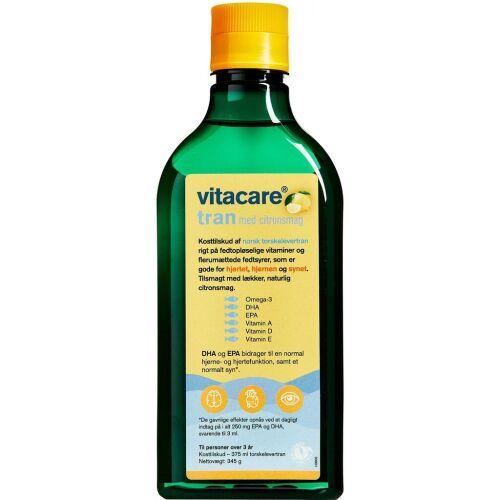 Køb VITACARE LEVERTRAN CITRUS online hos apotekeren.dk