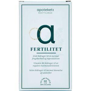 Køb APOTEKETS FERTILITET KAPS online hos apotekeren.dk