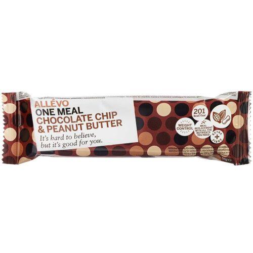 Køb Allevo LCD Bar Choko/Peanutbutter 1 stk. online hos apotekeren.dk