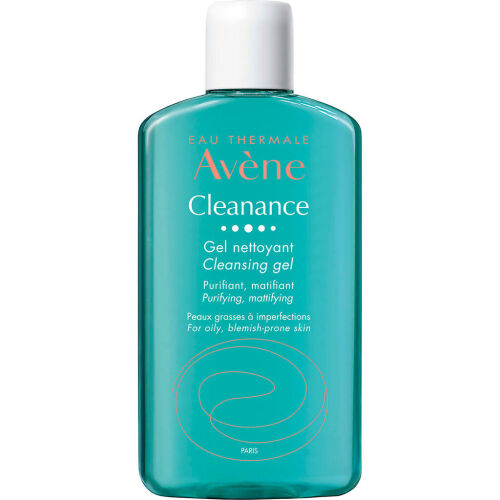 Køb Avène Cleanance Cleansing Gel 200 ml online hos apotekeren.dk