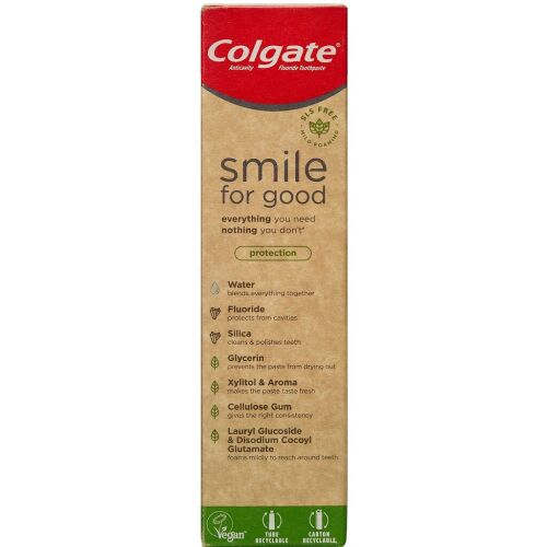 Køb Colgate Tandpasta Smile for Good Protection 75 ml. online hos apotekeren.dk