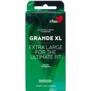 Køb RFSU KONDOM GRANDE XL online hos apotekeren.dk