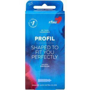 Køb RFSU KONDOM PROFIL online hos apotekeren.dk