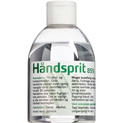 Køb Håndsprit 85% 300 ml online hos apotekeren.dk