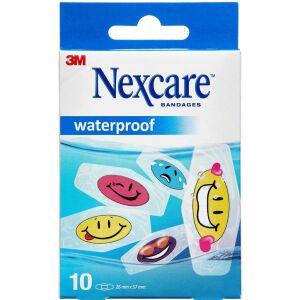 Køb 3M NEXCARE TATOO SMILEY online hos apotekeren.dk