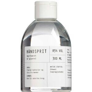 Køb Radius Håndsprit 85% 300 ml online hos apotekeren.dk