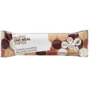 Køb Allevo LCD Bar One meal Karamel 1 stk. online hos apotekeren.dk