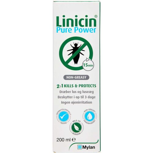 Køb LINICIN PURE POWER online hos apotekeren.dk