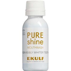 Køb Ekulf Pure Shine mundskyl 30 ml online hos apotekeren.dk
