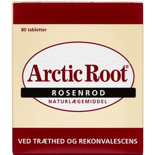 Køb Arctic Root Rosenrod tabletter 80 stk. online hos apotekeren.dk