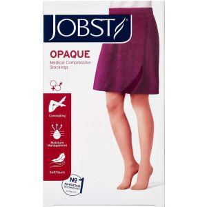 Køb Jobst Opaque kompressionsstrømpe black str. XL 1 par online hos apotekeren.dk